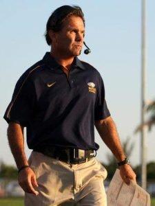 Coach Bill Kramer